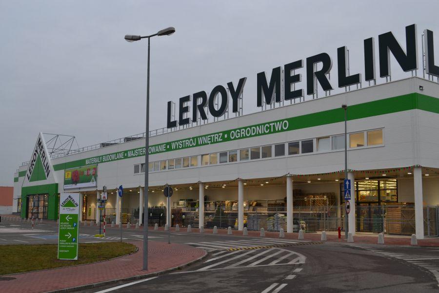 Лерой Мерлин в Белостоке