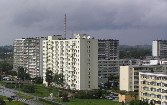 Продолжают расти цены на недвижимость в Польше