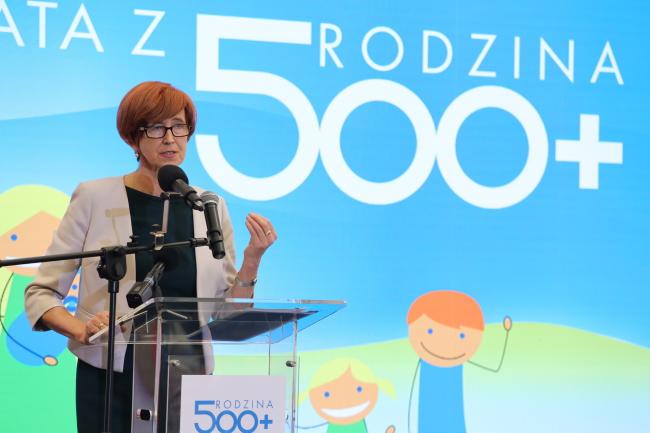 Два года работы программы «Семья 500+»: помощь получает свыше 3,6 млн детей