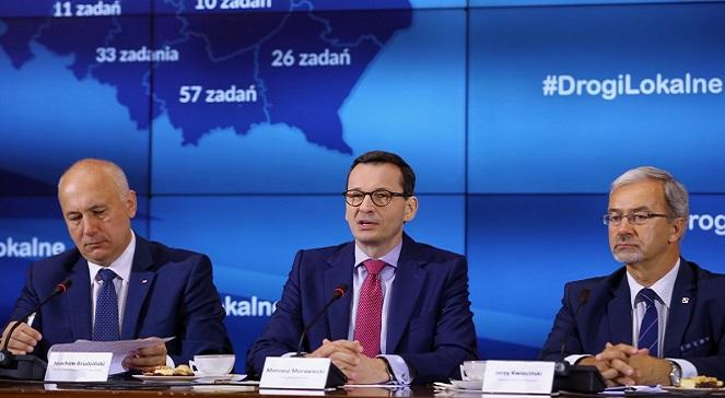 Польша выделит 1,3 млрд злотых на строительство и ремонт дорог местного значения