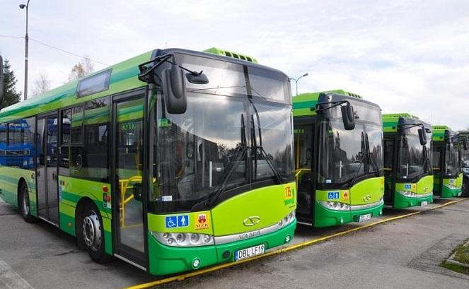 В польском Болеславце навсегда отменяют плату за проезд в автобусах