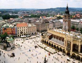 В Кракове планируется построить метро