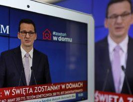 Польша продлила карантин до 19 апреля, закрытие границ сохраняется до 3 мая