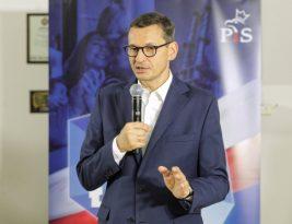 Премьер призвал поляков к более активному участию в программе массовой вакцинации
